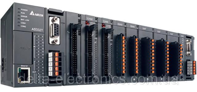 Новый высокопроизводительный ПЛК Delta Electronics серии AS300 - мечта машиностроителя