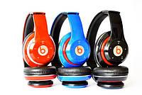 Беспроводные наушники Beats S409 MP3+FM+Эквалайзер