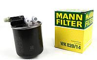 Фильтр топливный Sprinter (906) 09-/Vito (W639) 10- Mann