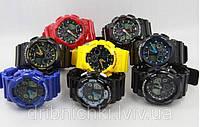 Часы Casio(Касио) G-Shock GA100 12 цветов