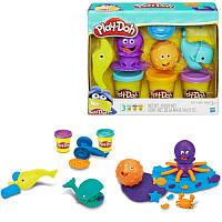 Набор для творчества с пластилином Play-Doh «Подводный мир» B1378 Hasbro