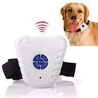 Ультразвуковой ошейник - антилай для собак Bark Control dog Collar