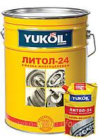 YUKO Литол-24  (17кг/20л) ведро жесть