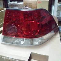 Задний правый фонарь Opel Astra H седан, 1222780, Depo