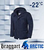 Braggart 17m203 | Парка зимняя темно-синяя