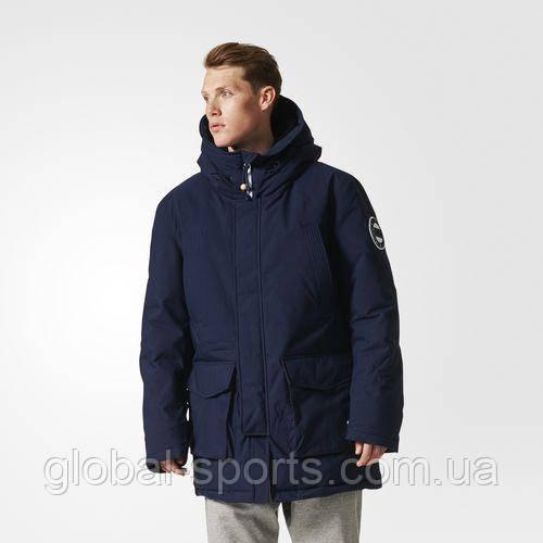 43764189 Мужская парка Adidas Originals Heavy(Артикул:BQ5259) - магазин Global Sport  в Харькове