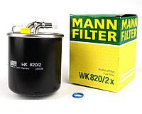Фильтр топливный MB Sprinter 906 09-/Vito (W639) 10- Mann