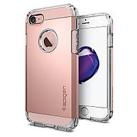 Чехол Spigen для iPhone 7 Tough Armor, Rose Gold, фото 1