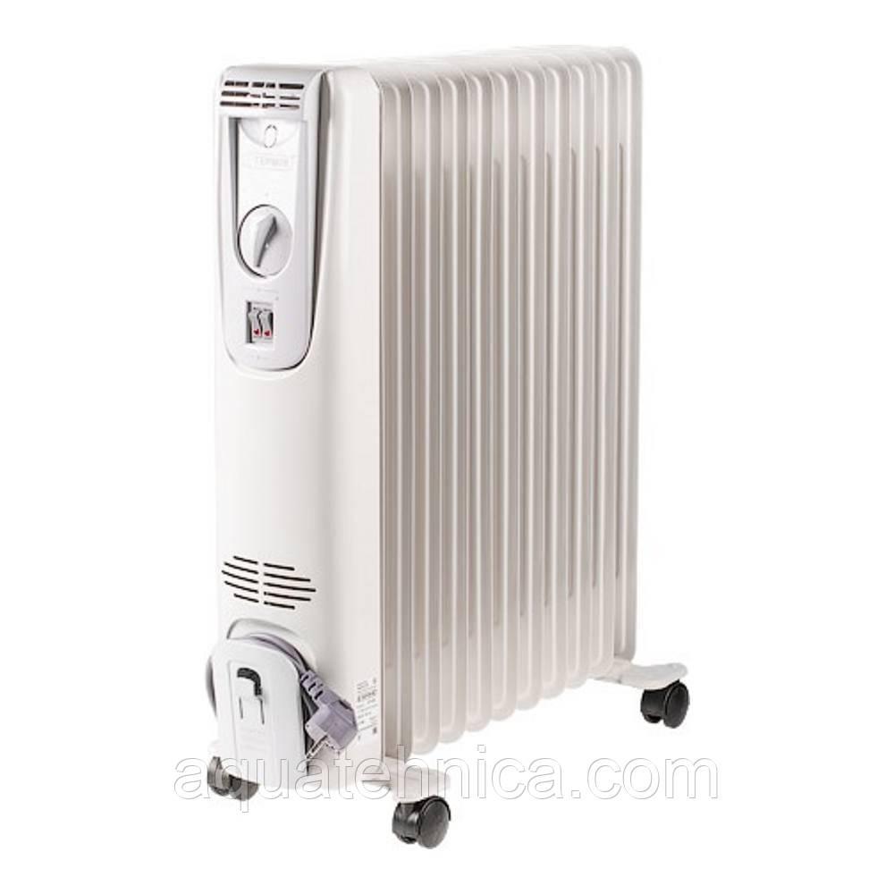 Радиатор масляный электрический 2,0 кВт 9 секций