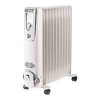 Обогреватель радиатор масляный электрический 2,0 кВт, 12 секций