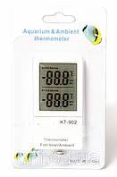 Цифровой аквариумный термометр KT-902 купить в Украине