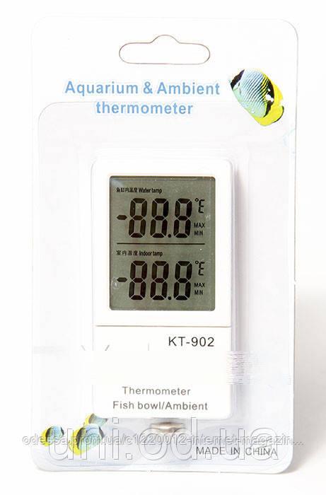 """Цифровой аквариумный термометр KT-902 купить в Украине - Интернет магазин """"Uni"""" в Одессе"""