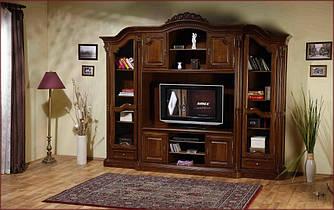 Книжный шкаф -TV Plasma