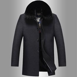 Мужское весеннее пальто. Модель 61588