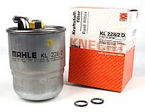 Фильтр топливный MB Sprinter 2.2-3.0CDI (+отв. датчика воды) Knecht