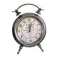 Часы настольные, цвет серебро 47*67 см