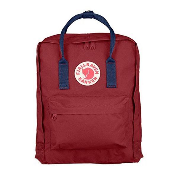✔️ Рюкзак сумка Fjallraven Kanken (бордовый цвет)