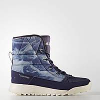 Женские сапоги Adidas Terrex Choleah Padded ClimaProof Boots(Артикул:BY9082)