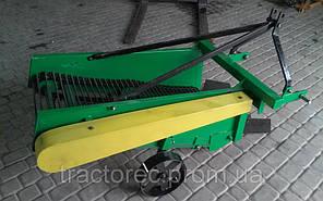 Картофелекопалка транспортерная для трактора  (цепной транспортер)