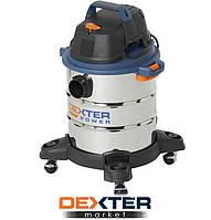 Новый строительный промышленный пылесос DEXTER 1400 Вт супер качество