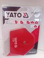 Уголок магнитный YATO YT-0867 для сварочных работ.