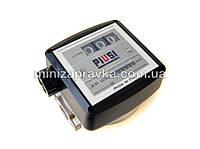 Механический счетчик для перекачки БЕНЗИНА К33 (20-120 л|мин), PIUSI