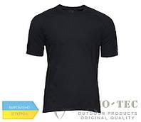 Термофутболка Camo-Tec Velcro CoolPass - Черная, фото 1