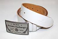 Кожаный ремень Armani Exchange (Италия)