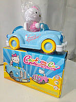 "Детская игрушечная машинка ""HELLO KITTY"""