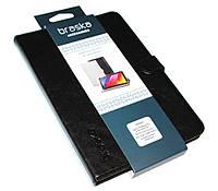 Чехол-книжка для Samsung Galaxy Tab A 8' (T355), Black, Braska, искусственная кожа (BRS8STABK)
