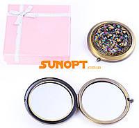Косметическое Зеркальце в подарочной упаковке (Испания) №7006-9-5