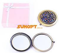 Косметическое Зеркальце в подарочной упаковке (Испания) №7006-9-3