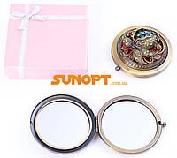 Косметическое Зеркальце в подарочной упаковке (Испания) №7006-9-7