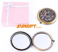Косметическое Зеркальце в подарочной упаковке (Испания) №7006-9-9