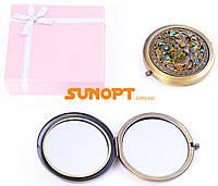 Косметическое Зеркальце в подарочной упаковке (Испания) №7006-9-13