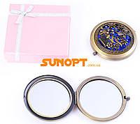 Косметическое Зеркальце в подарочной упаковке (Испания) №7006-9-14