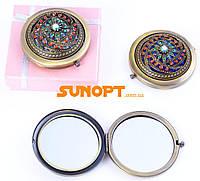Косметическое Зеркальце в подарочной упаковке (Испания) №7006-9-20