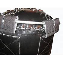 Боксерский мешок SPURT 170х40 кожа 2,2-3,0 мм., фото 2