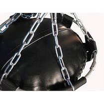 Боксерский мешок SPURT 170х40 кожа 2,2-3,0 мм., фото 3