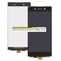 Модуль (дисплей + сенсор) для Sony E6533 Xperia Z3+ DS, E6553 Xperia Z3+, Xperia Z4 original чорний