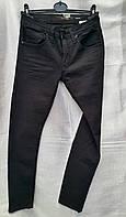 Черные джинсы Skinny fit для мальчика 158  роста