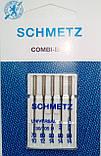 Иглы  Combi Box Mini универсальные №70-90, фото 2