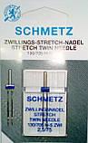 Иглы для оверлока Schmetz №90, фото 2