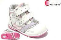 Кожаные ортопедические ботиночки Калория 21-26