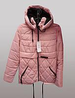 Женская куртка в расцветках