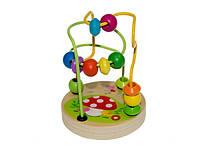 Деревянная игрушка Лабиринт XY-5822