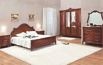 Кровать 1600 MD2 с короной Firenze