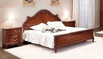 Кровать 1800 MD2 с короной Firenze