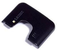 Nokia 6700 Верхняя задняя крышка  черный пластик