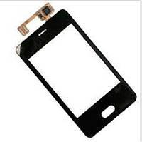 Nokia Asha 501 Сенсорный экран  черный